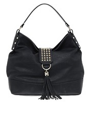 New Look Kenny Stud Hobo Bag