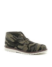 Bellfield Juno Desert Boots