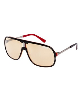 Image 1 ofCarrera 40 Aviator Sunglasses
