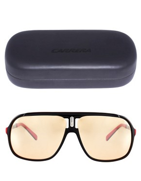 Image 2 ofCarrera 40 Aviator Sunglasses