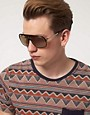 Image 3 ofCarrera 40 Aviator Sunglasses