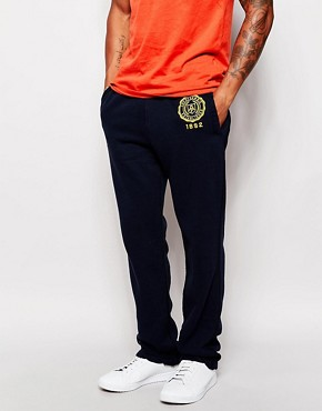 Abercrombie & Fitch Joggers with Crest