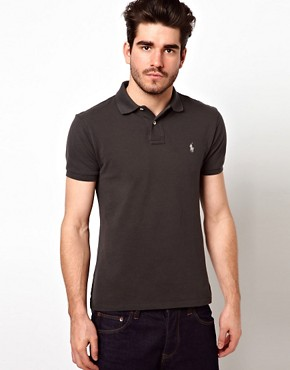 Image 1 ofPolo Ralph Lauren Polo in Slim Fit