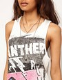 Image 3 ofASOS Panther Vest