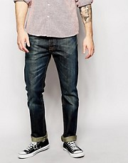 Levis Jeans 501 Straight Fit Dusty Black
