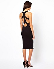 ASOS Midi Strap Dress