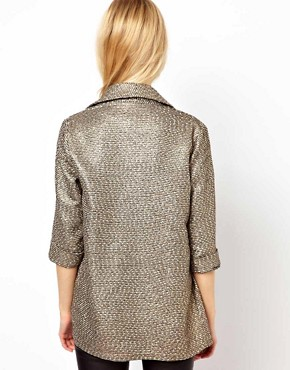 Image 2 ofRiver Island Oversized Blazer