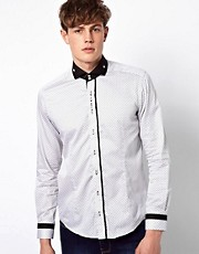 Guide London Shirt Geometric Print