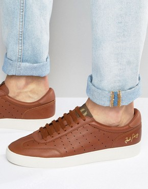 Fred Perry Umpire Suede Trainers