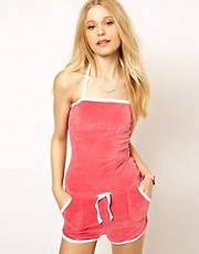 Superdry Toweling Playsuit