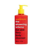 Anatomicals Showering Inferno - Hot &amp; Fiery Body Cleanser 300ml