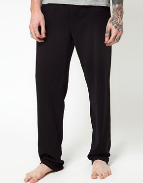 Image 1 ofDiesel Jersey Lounge Pants