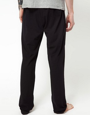 Image 2 ofDiesel Jersey Lounge Pants