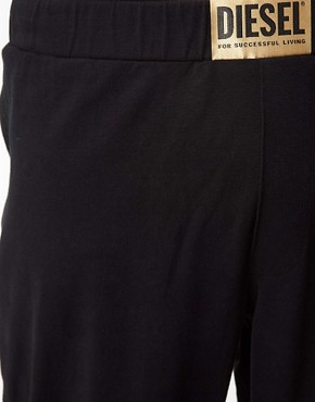 Image 3 ofDiesel Jersey Lounge Pants