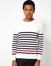 Criminal Damage Nautical Jumper