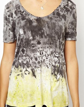 Image 3 ofReligion Coven Wash Tie Dye T-Shirt