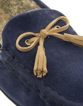 Image 3 ofKG Kurt Geiger Jacob Suede Slippers