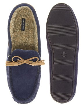 Image 4 ofKG Kurt Geiger Jacob Suede Slippers