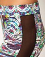 Image 3 ofASOS Revive Leggings In Digital Robot Print