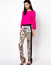Kore by Sophia Kokosalaki Skinny Pants