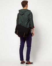 Satchel de lona de ASOS