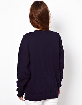 Image 2 ofRiver Island New York Sweat