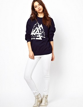 Image 4 ofRiver Island New York Sweat