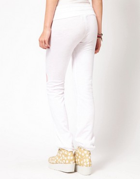 Image 2 of Wildfox Little Heart Track Pants