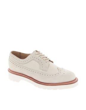 Image 1 ofDr Martens Windsor Alfred Brogue Shoes