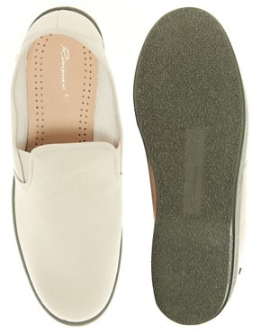 Image 3 ofRivieras Trench Canvas Slip-On Shoes