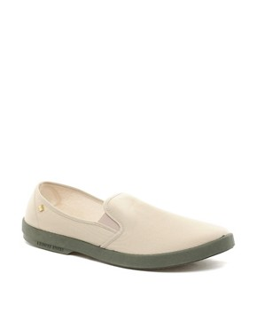 Image 1 ofRivieras Trench Canvas Slip-On Shoes