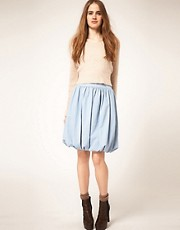 ASOS Full Skirt in Puffball Shape