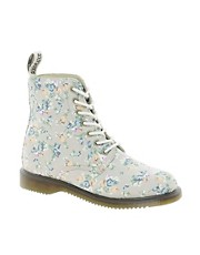 Dr Martens Kensington Evan 7 Eye Boots