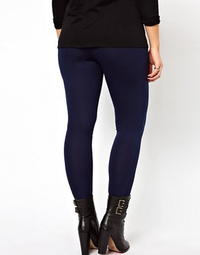 Image 2 ofASOS CURVE Full Length Leggings