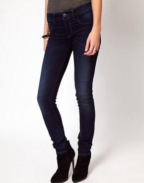 Image 1 ofDiesel Livier Skinny Jeans