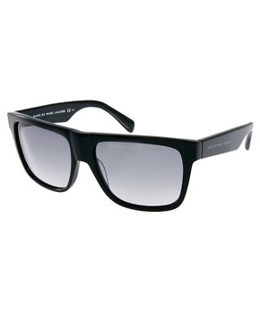 Image 1 ofMarc by Marc Jacobs Flat Brow Sunglasses