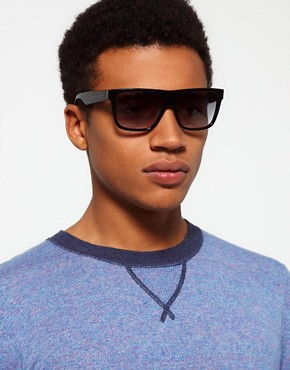 Image 3 ofMarc by Marc Jacobs Flat Brow Sunglasses