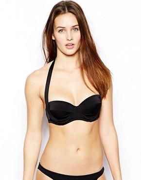 ASOS Mix and Match '50s Halter Padded Bikini Top