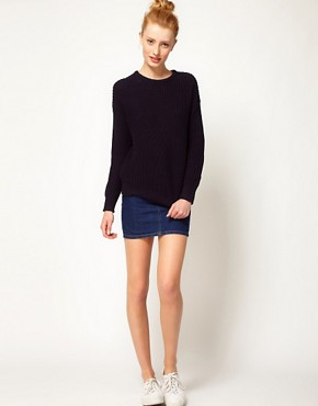 Image 4 ofAmerican Apparel Fisherman&#39;s Sweater