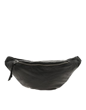 Image 1 ofJust Acces Leather Bum Bag