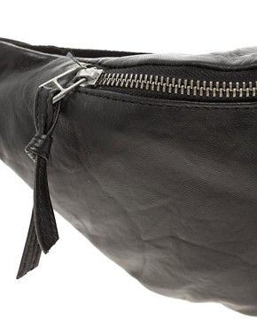 Image 4 ofJust Acces Leather Bum Bag