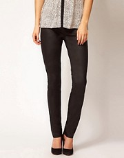 Vero Moda Coated High Waist Jeggings