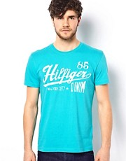 Hilfiger Denim Federer T-Shirt