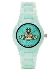 Vivienne Westwood Pastel Blue Kew Watch