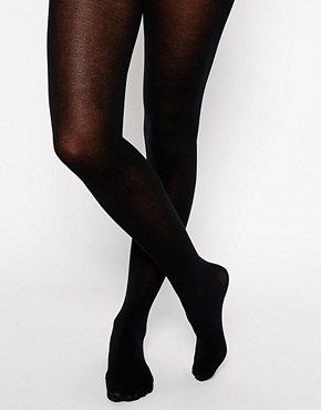 Image 1 ofFalke Classic Cotton Touch Tights