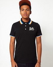 UCLA Tipped Polo Shirt