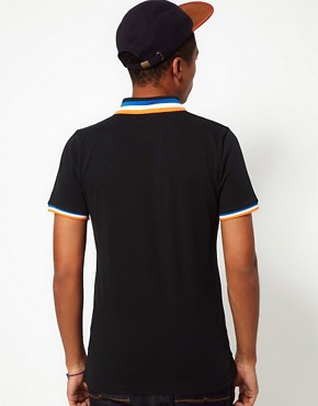 Image 2 ofUCLA Tipped Polo Shirt
