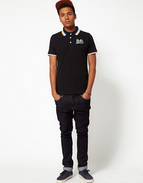 Image 4 ofUCLA Tipped Polo Shirt