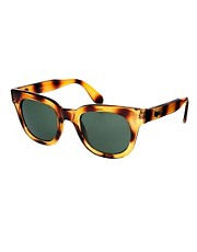 Quay Eyewear  Runde Sonnenbrille