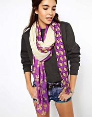 ASOS Pattern Block Scarf